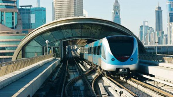 Dubai İçi Ulaşım