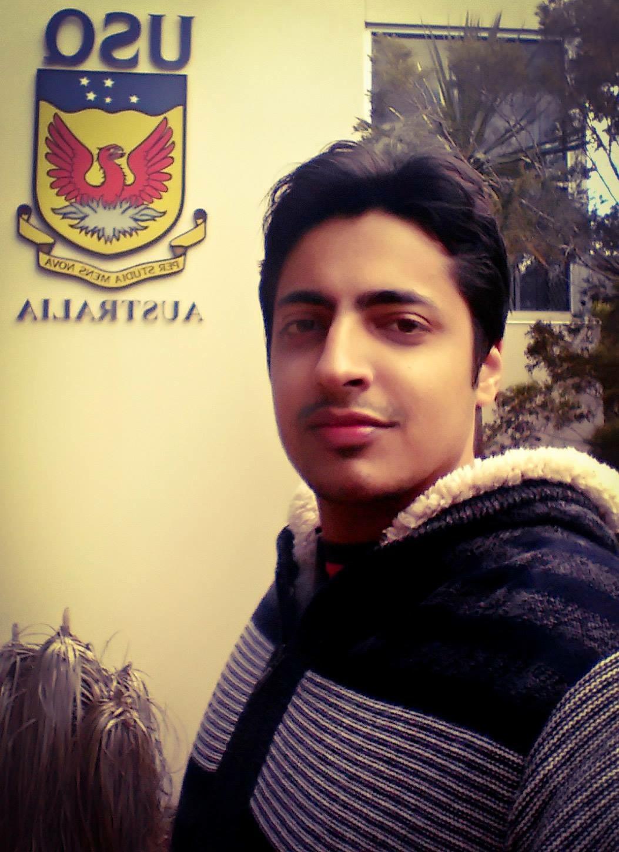 -Syed Saif Ali