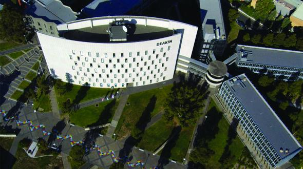 Deakin University (00113B)