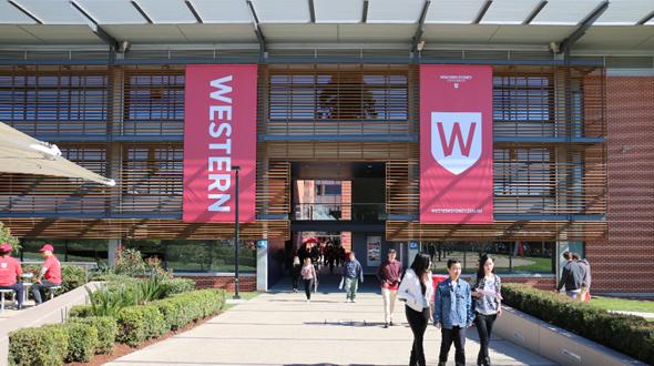 Western Sydney University (00917K)